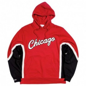 Mitchell & Ness Final Second Hoody Chicago Bulls